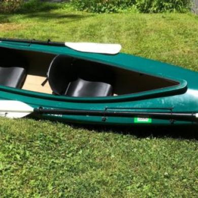 Kayak - Old Town Loon 138 Tandem  Excellent Condition With